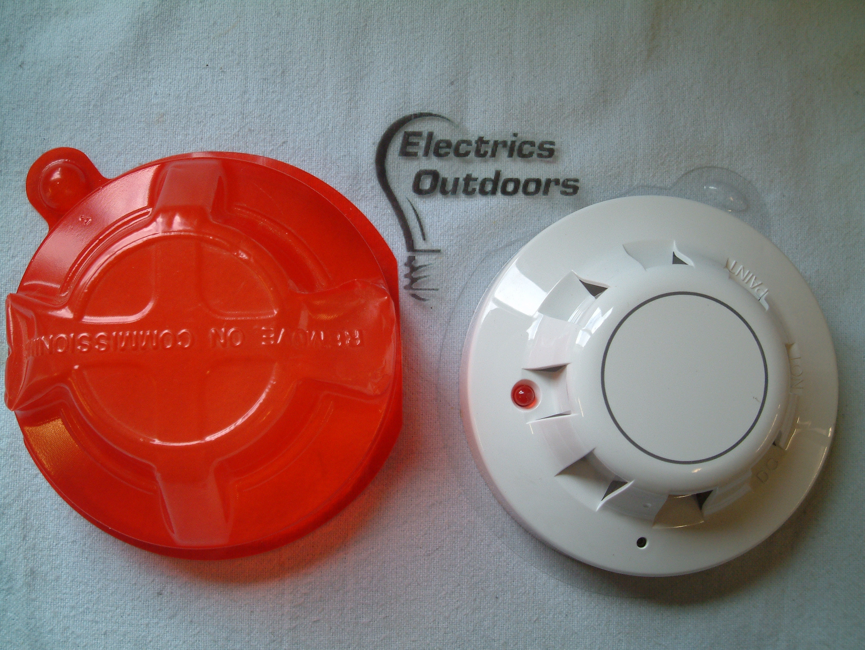 XP95 IONISATION SMOKE DETECTOR 55000-500 APO 17-28 V DC