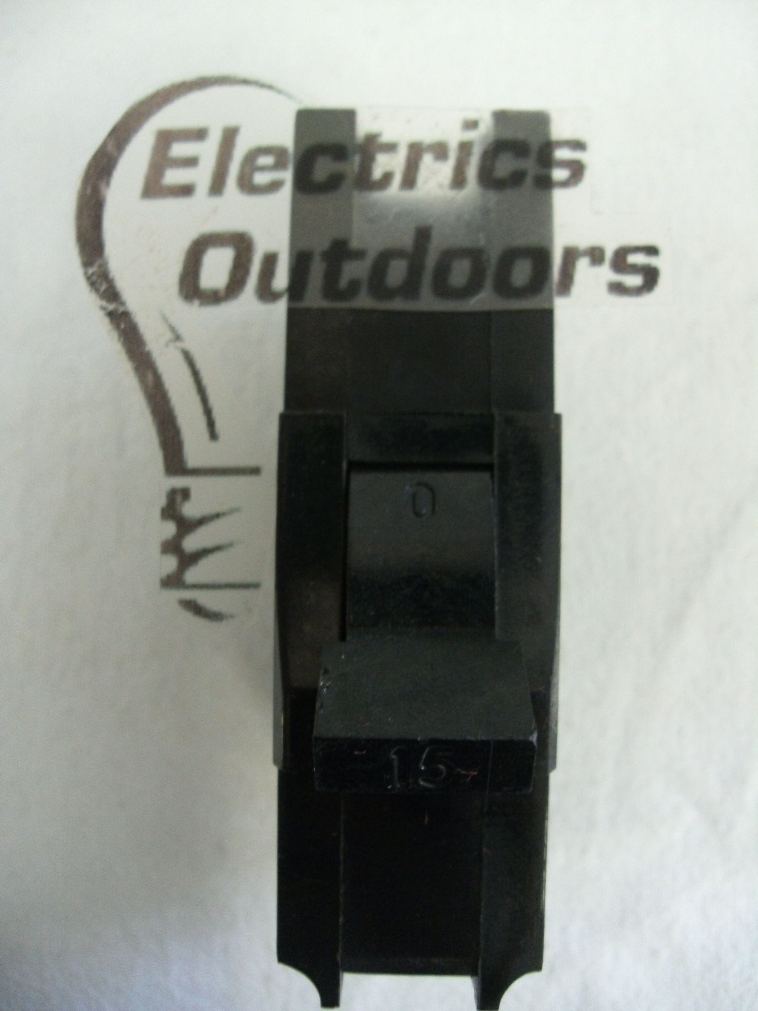 FEDERAL ELECTRIC 15 AMP MCB CIRCUIT BREAKER 415V STAB LOK