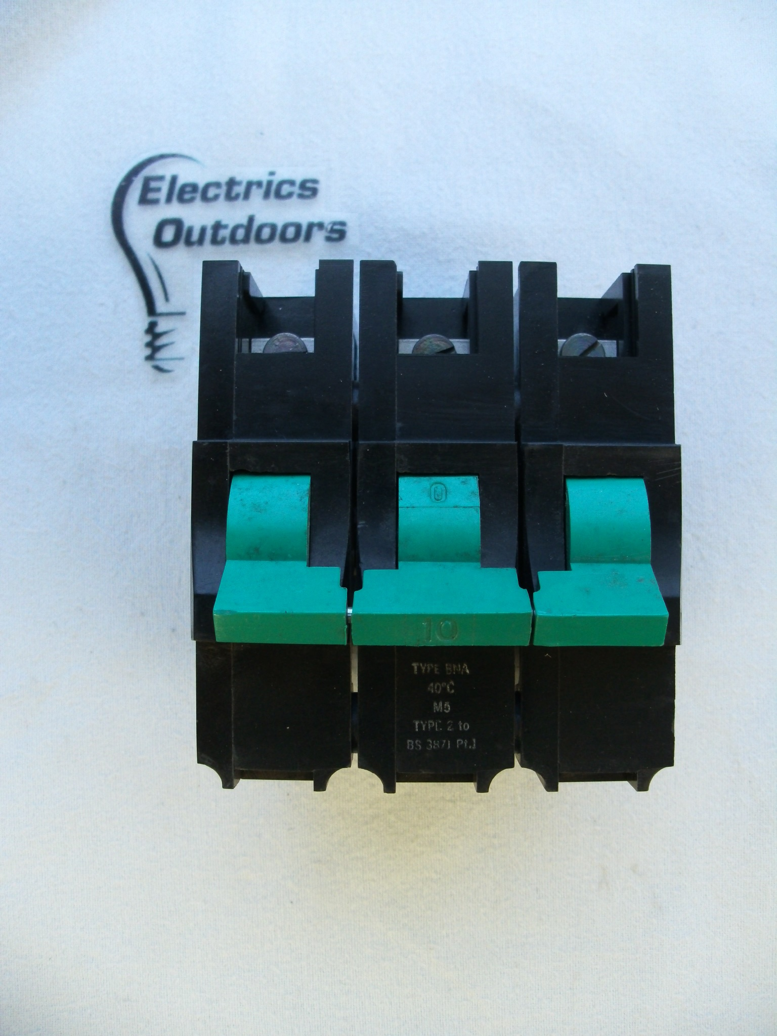 Federal Electric Stab-lok  Type 1 ANA Type 2 BNA Type 3 CNA